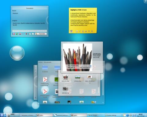 plasma folder view